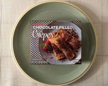 Trader Joe's Chocolate Filled Crêpes