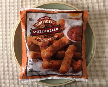 Trader Joe's Breaded Mozzarella Cheese Sticks