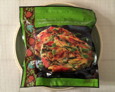 Trader Joe's Scallion Pancakes (Pa Jeon)