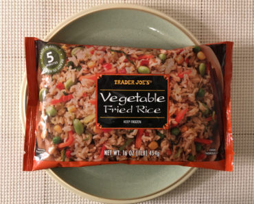 Trader Joe's Vegetable Fried Rice
