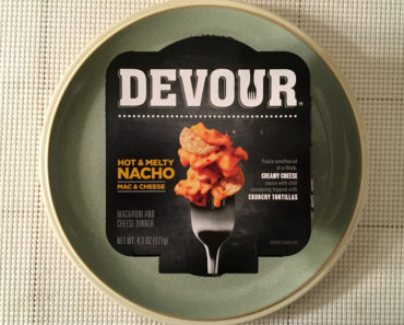 Devour Hot & Melty Nacho Mac & Cheese
