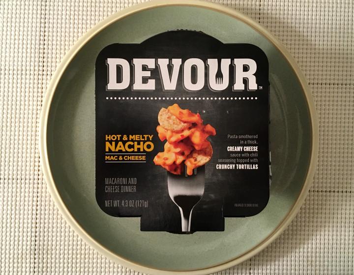 Devour Hot & Melty Nacho Mac & Cheese