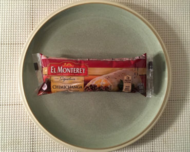 El Monterey Shredded Steak & Three-Cheese Chimichanga