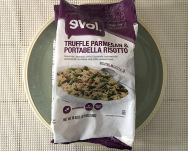 Evol Truffle Parmesan & Portabella Risotto