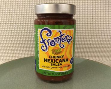 Frontera Chunky Mexicana Salsa