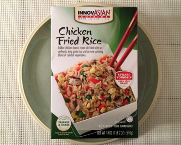 InnovAsian Chicken Fried Rice