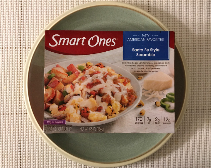 Smart Ones Santa Fe Style Scramble