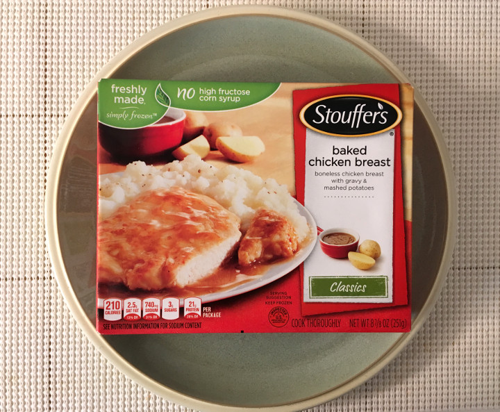 Stouffer's Baked Chicken Breast