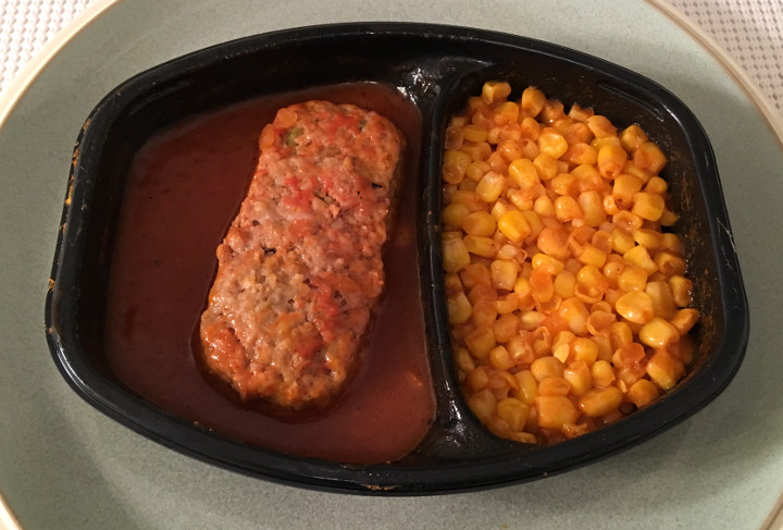 Stouffer's Meatloaf with Sweet Chipotle Barbeque Sauce