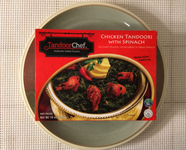 Tandoor Chef Chicken Tandoori with Spinach