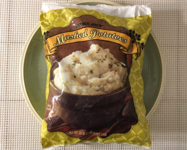 Trader Joe's Mashed Potatoes