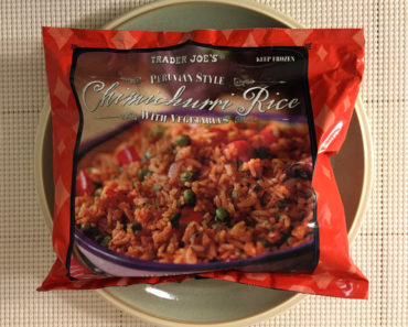 Trader Joe's Peruvian Style Chimichurri Rice with Vegetables