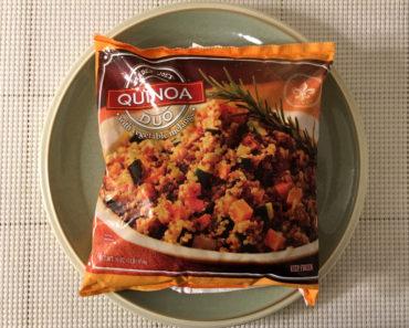 Trader Joe's Quinoa Duo with Vegetable Melange
