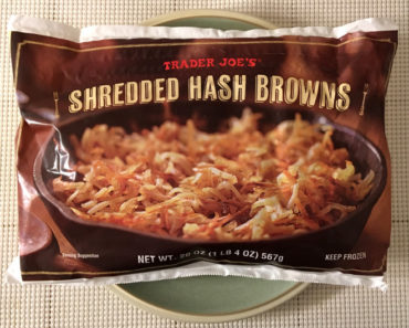 Trader Joe's Shredded Hash Browns