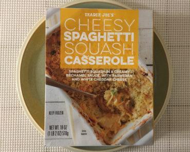Trader Joe's Cheesy Spaghetti Squash Casserole