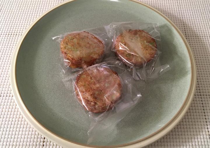 Dr. Praeger's Broccoli Cakes