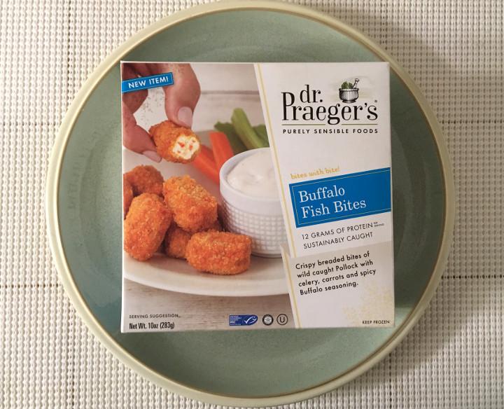 Dr. Praeger's Buffalo Fish Bites