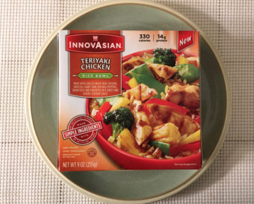 InnovAsian Teriyaki Chicken Rice Bowl