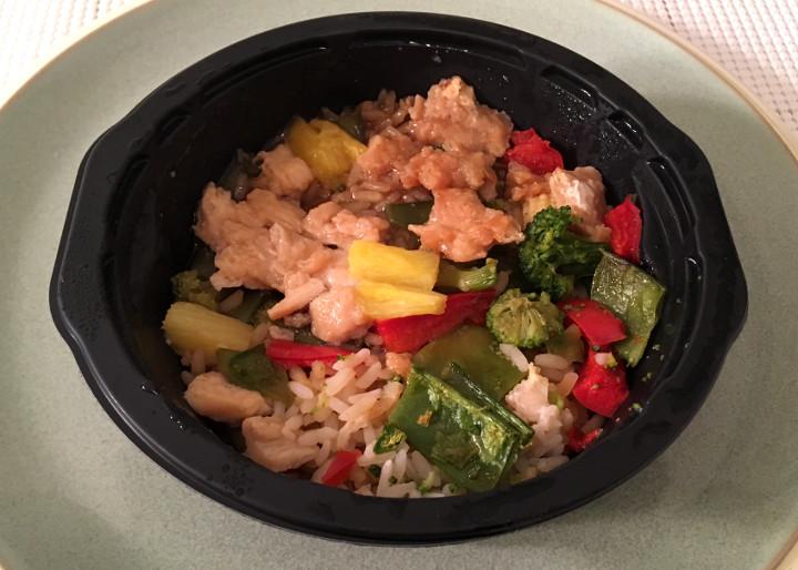 InnovAsian Teriyaki Chicken Rice Bowl