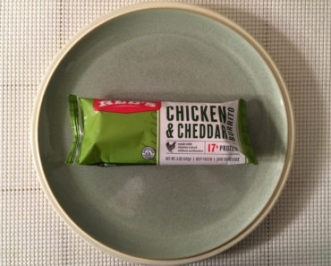 Red's Chicken & Cheddar Burrito