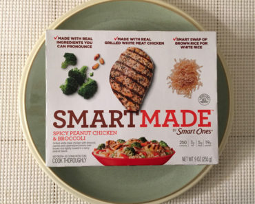 Smart Made Spicy Peanut Chicken & Broccoli