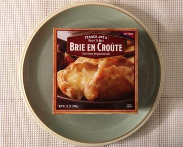 Trader Joe's Brie en Croûte