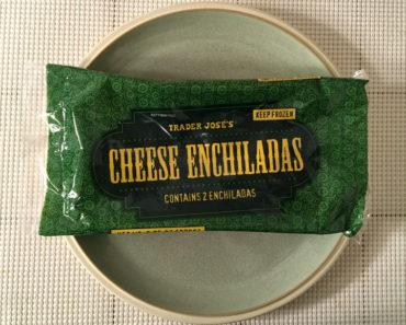 Trader Joe's Cheese Enchiladas Review