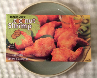 Trader Joe's Coconut Shrimp