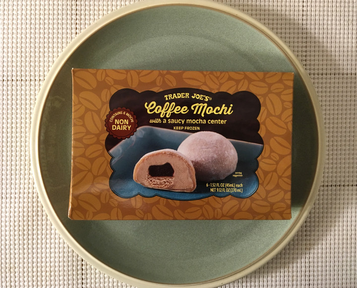 Trader Joe's Coffee Mochi