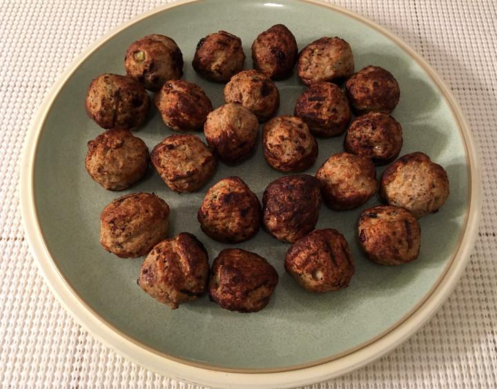 Trader Joe's Turkey Cranberry Meatballs