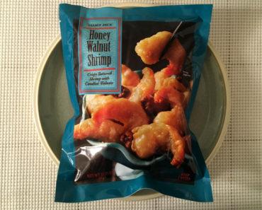 Trader Joe's Honey Walnut Shrimp Review