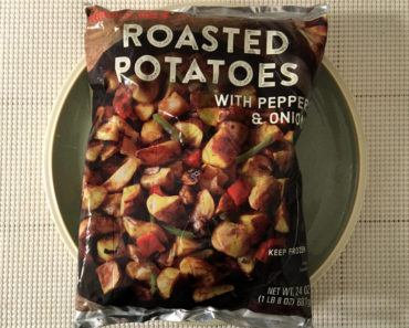 Trader Joe's Roasted Potatoes with Peppers & Onions