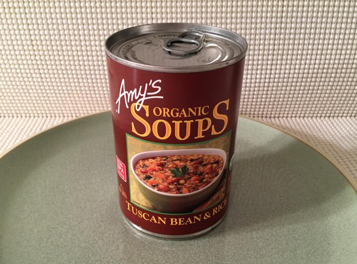 Amy's Tuscan Bean & Rice Organic Soup