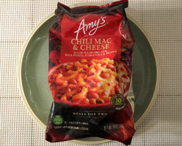 Amy's Meals for Two - Chili Mac & Cheese
