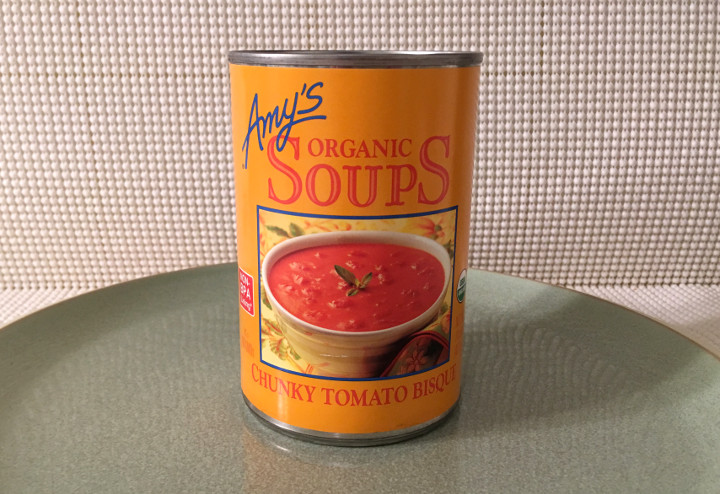 Amy's Chunky Tomato Bisque Organic Soup
