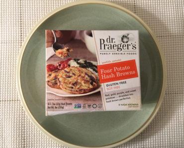 Dr. Praeger's Four Potato Hash Browns Review
