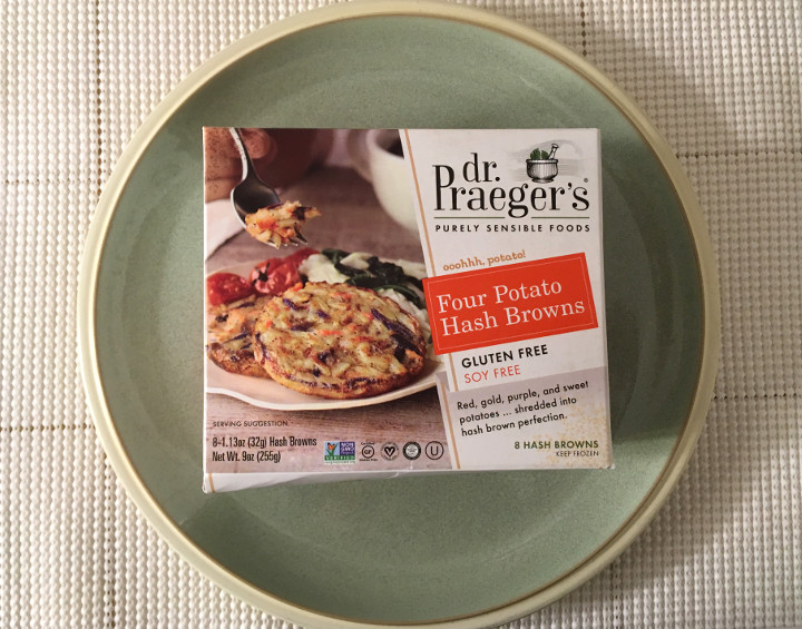 Dr. Praeger's Four Potato Hash Browns
