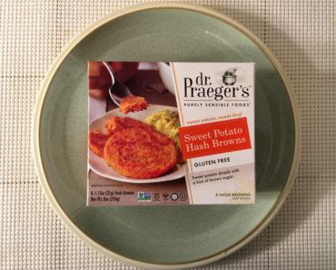 Dr. Praeger's Sweet Potato Hash Browns Review