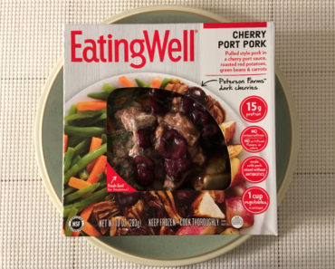 Eating Well Cherry Port Pork Review