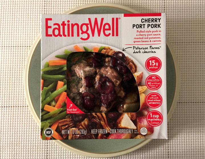 Eating Well Cherry Port Pork Review Freezer Meal Frenzy
