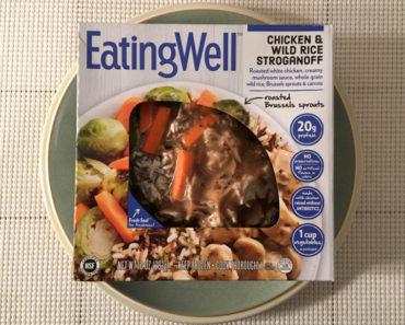 Eating Well Chicken & Wild Rice Stroganoff Review