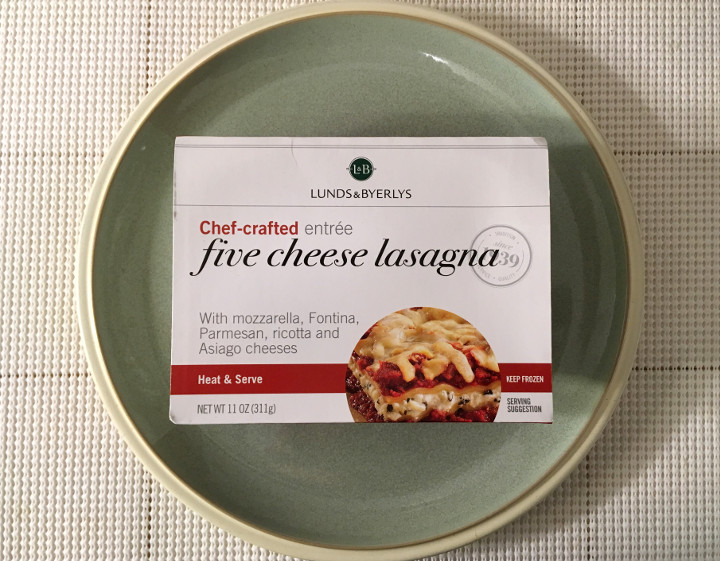 Lunds & Byerlys Five Cheese Lasagna