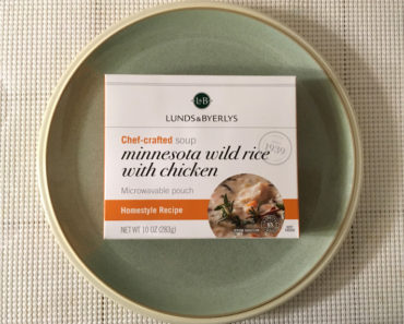 Lunds & Byerlys Minnesota Wild Rice with Chicken Soup Review