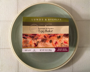 Lunds & Byerlys Sausage & Potato Egg Bake