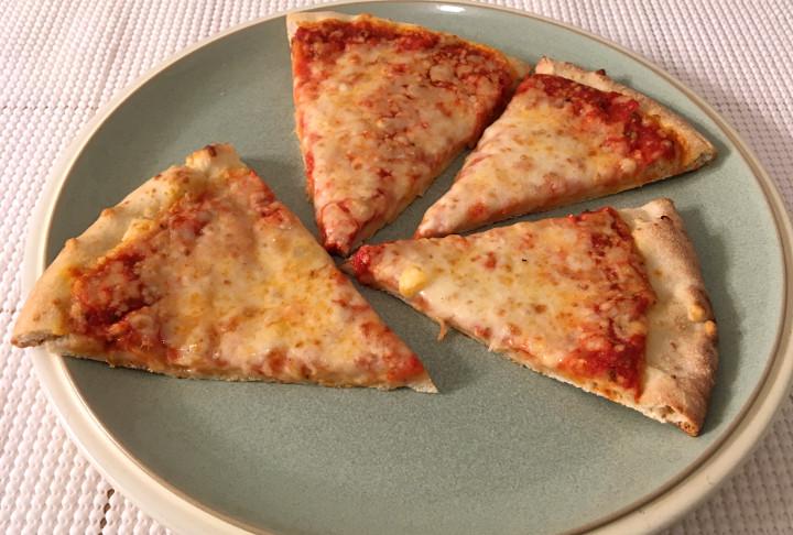 Trader Joe's Pizza 4 Formaggi Handmade Four Cheese Pizza