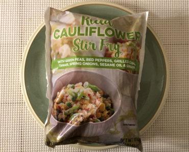 Trader Joe's Riced Cauliflower Stir Fry Review