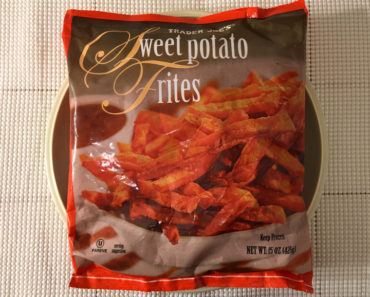 Trader Joe's Sweet Potato Frites