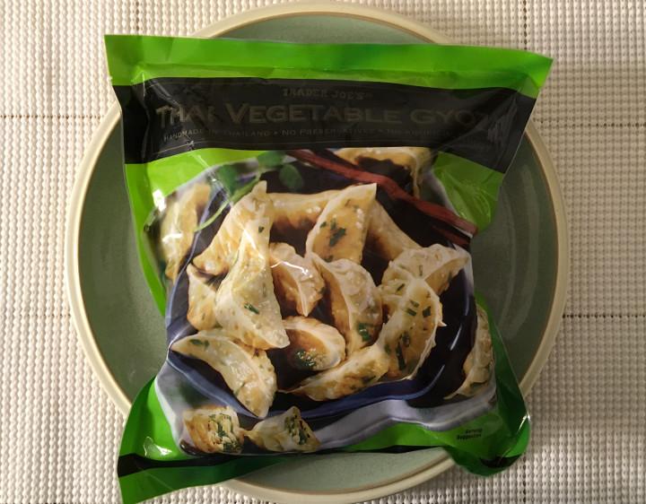 Trader Joe's Thai Vegetable Gyoza