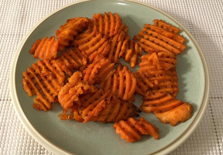 Alexia Waffle Cut Sweet Potato Seasoned Fries