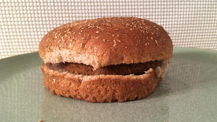 Amy's All American Veggie Burger